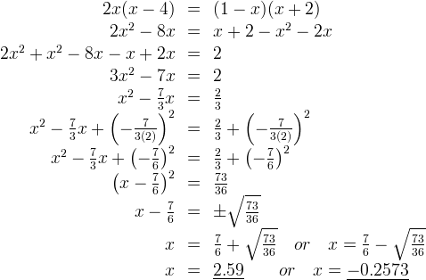 quadratic equation and marks Free pdf download of ncert solutions for class 10 maths chapter 4 - quadratic equations solved by expert teachers as per ncert (cbse) book guidelines all quadratic equations exercise questions with solutions to help you to revise complete syllabus and score more marks.