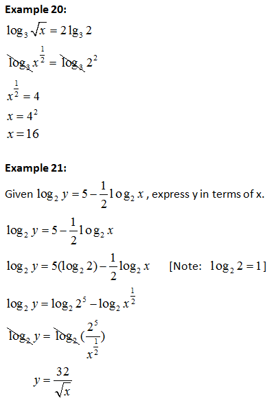 Indices And Logarithms Perfect Maths