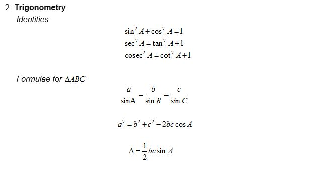 2015-09-09 19_09_53-These are the formulae that will be given to help you to answer the IGCSE 0606 B