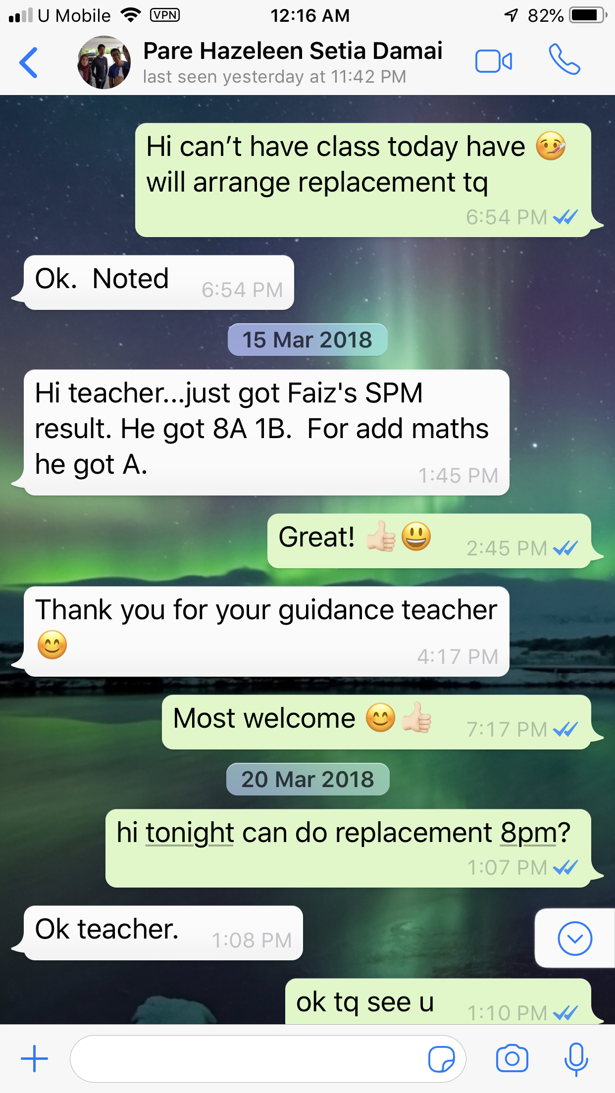 SPM Add Maths - Parent Hazeleen